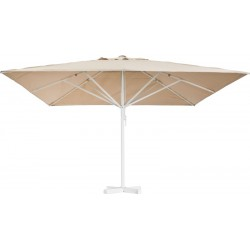 Parasol zonder volants